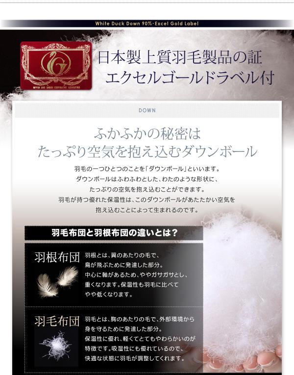日本製 エクセルゴールドラベル