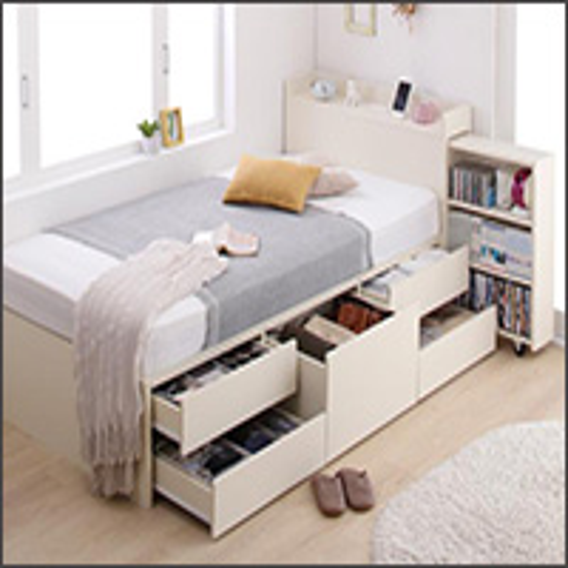 チェストベッド【Compact-IN】コンパクトイン
