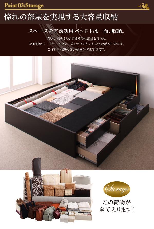 床下大容量収納