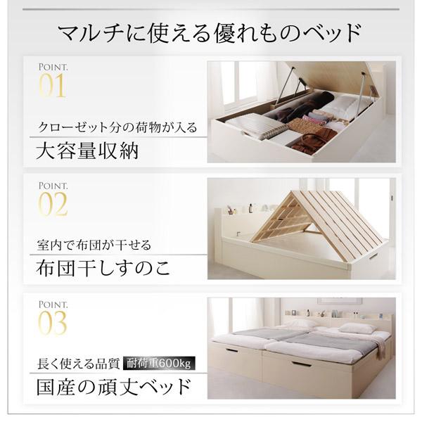 跳ね上げ式ベッド【Long force】ロングフォルスの特徴