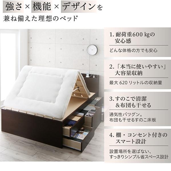 強さ×機能×デザインを兼ね備えた理想のベッド