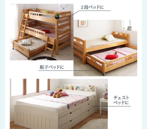 各種ベッドに