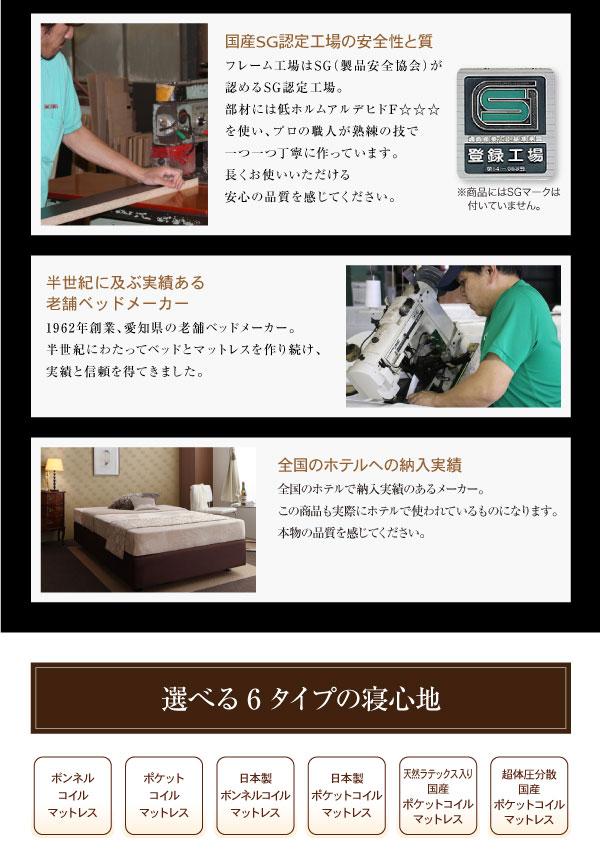 国産SG認定工場での製造