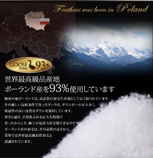 ポーランド産93%使用