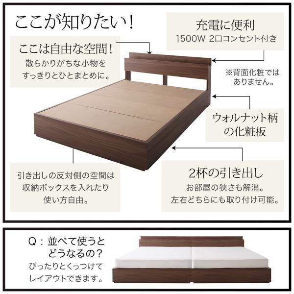 収納付きベッド【General】ジェネラルここが知りたい!