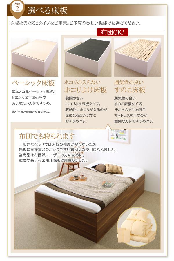 選べる床板