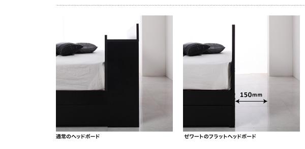通常のベッドとの比較