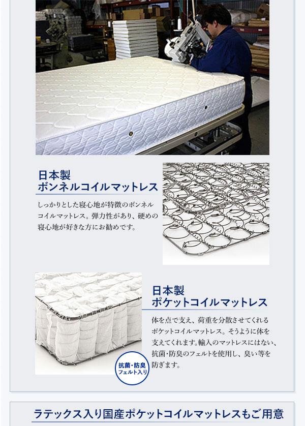 日本製マットレス