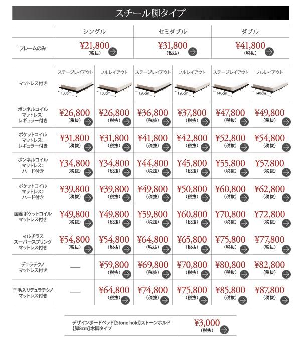 シチール脚タイプ価格