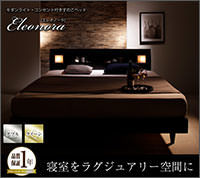 天然木 桐すのこベッド【Eleonora】エレオノーラ